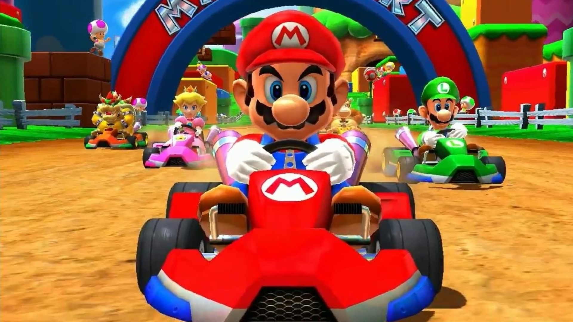 Mario Kart Tour officially launches in September screenshot