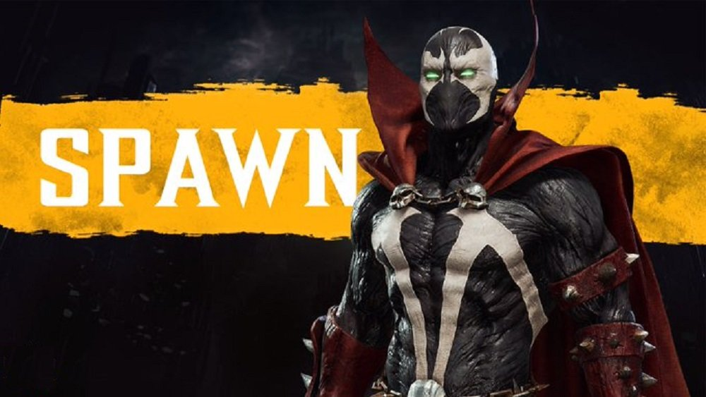 Keith David will be voicing Spawn in Mortal Kombat 11