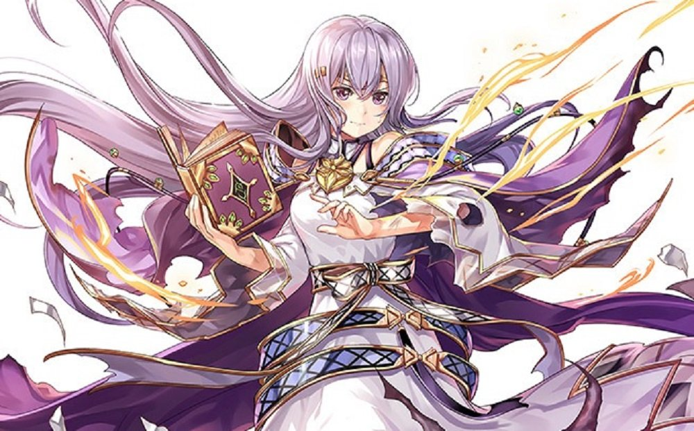Fire Emblem Heroes update adds the glorious Crusader of Light, Julia
