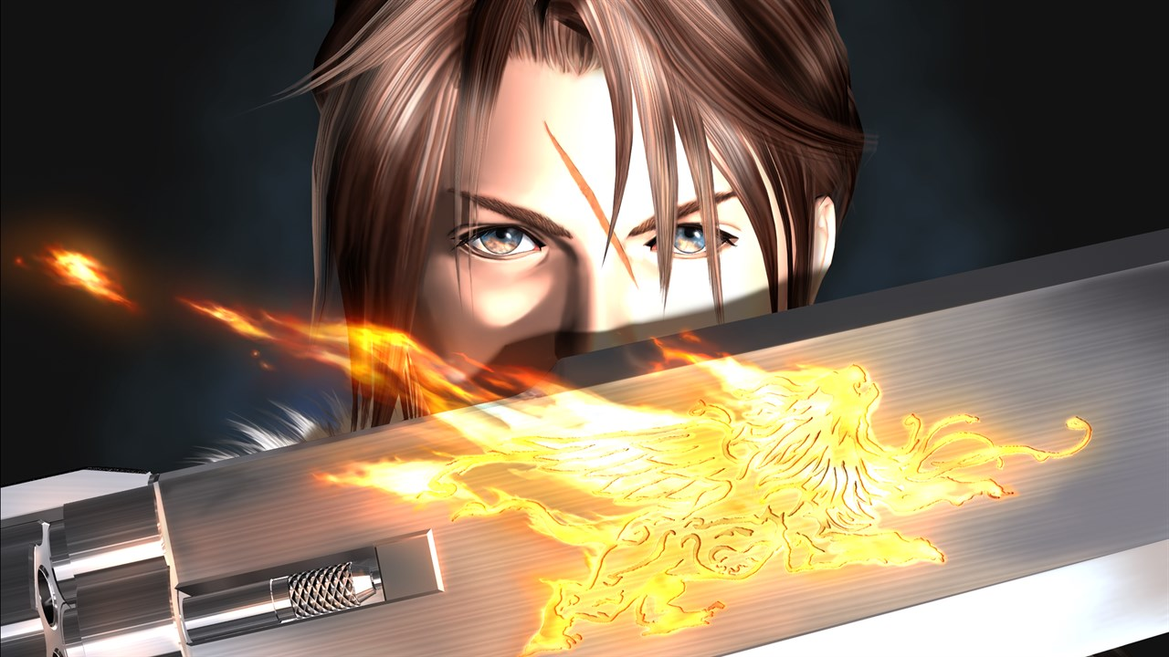 Final Fantasy VIII still rules and I don't care who knows it photo