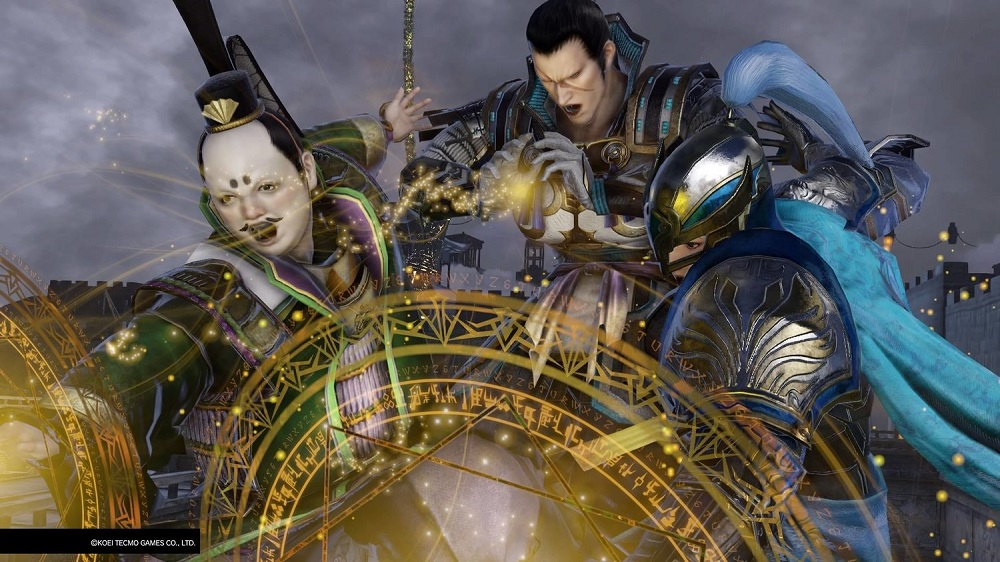 update warriors orochi 4 ultimate announced for ps4 pc and nintendo switch update warriors orochi 4 ultimate
