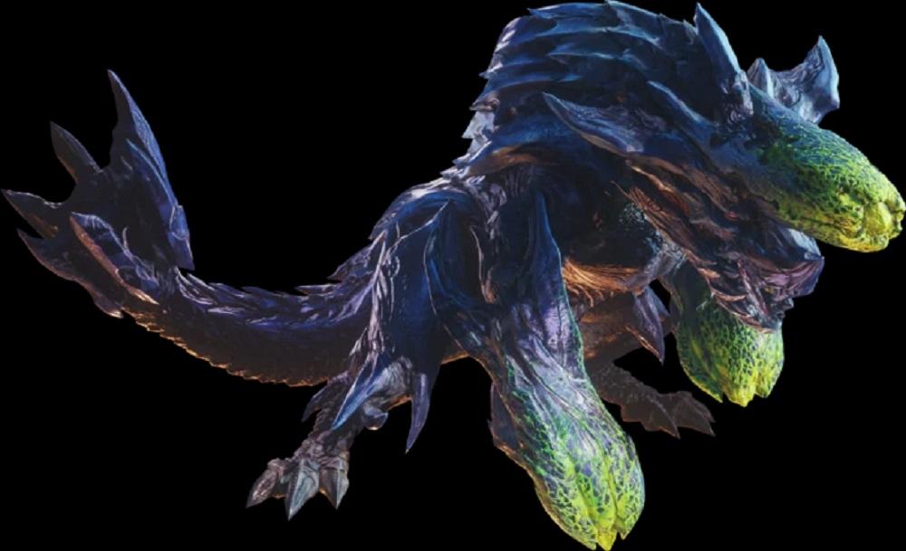 The saliva-spewing Brachydios returns in Monster Hunter World: Iceborne screenshot