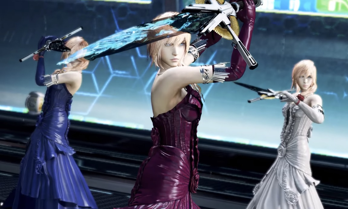 Lightning and Yuna are getting new Dissidia Final Fantasy NT costumes screenshot