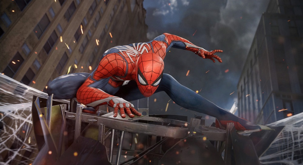 Marvel's Spider-Man: Game of the Year Edition launches today on PS4 screenshot