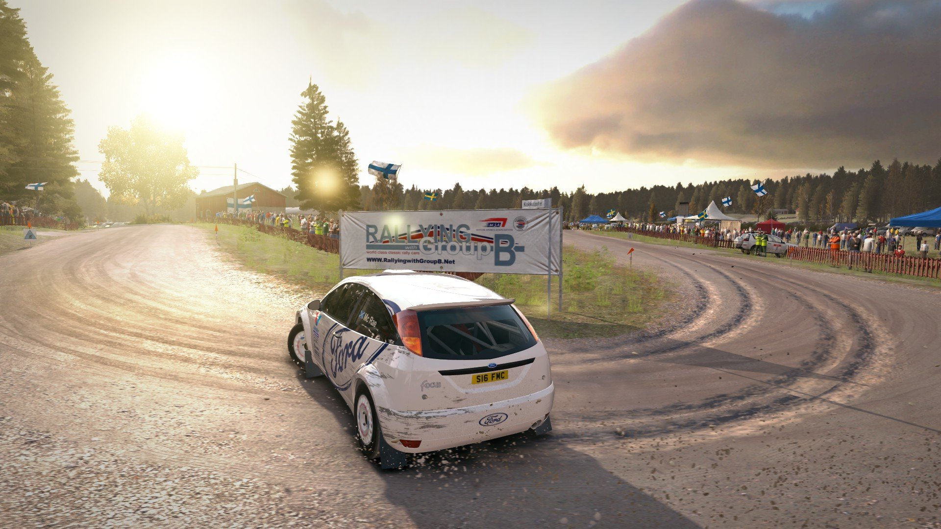 Humble is offering up DiRT Rally for free screenshot