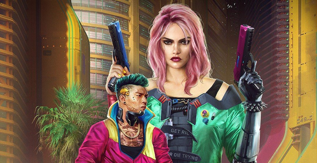 Cyberpunk 2077 players will be allowed to eschew gender choices for character creation screenshot