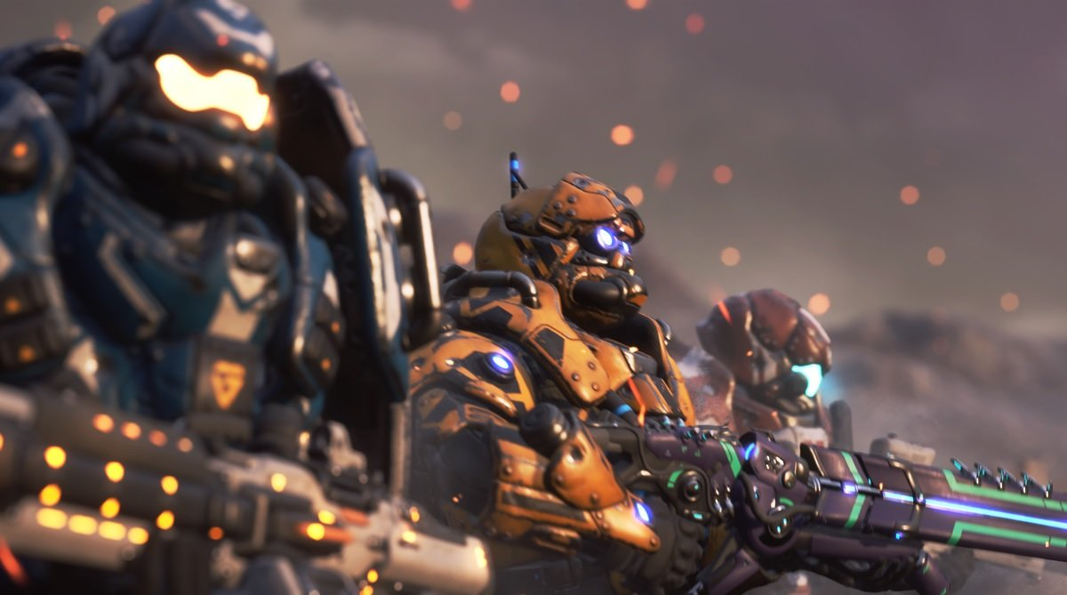 PlanetSide Arena enters early-access next month, full launch in Q2 2020 screenshot