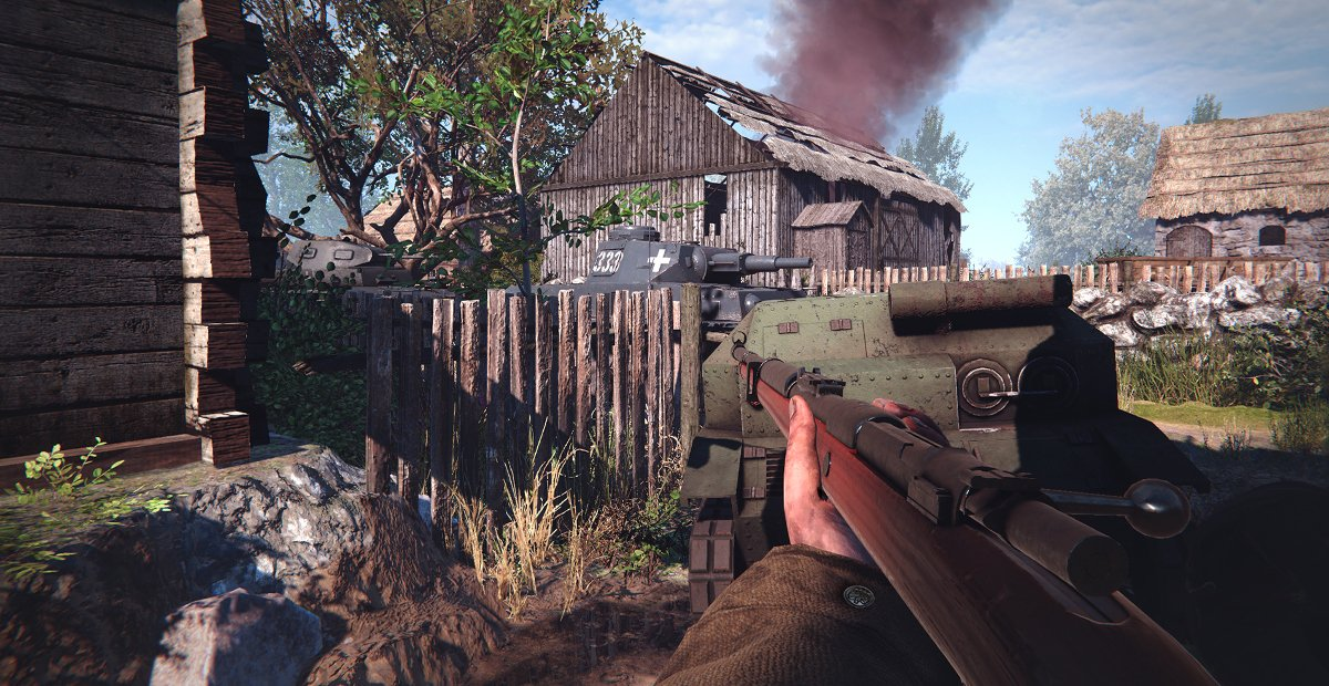 Land of War: The Beginning will be the first shooter to focus on the defense of Poland in World War II screenshot
