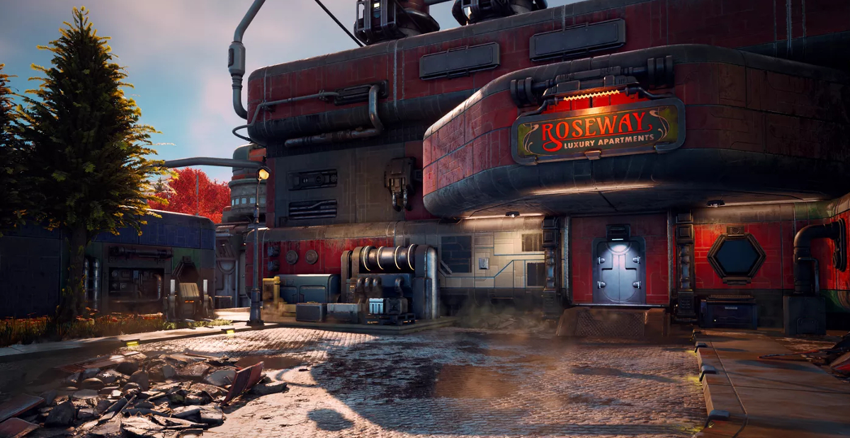 Outer Worlds trailer shows off locales and weapons with Obsidian's trademark humor screenshot