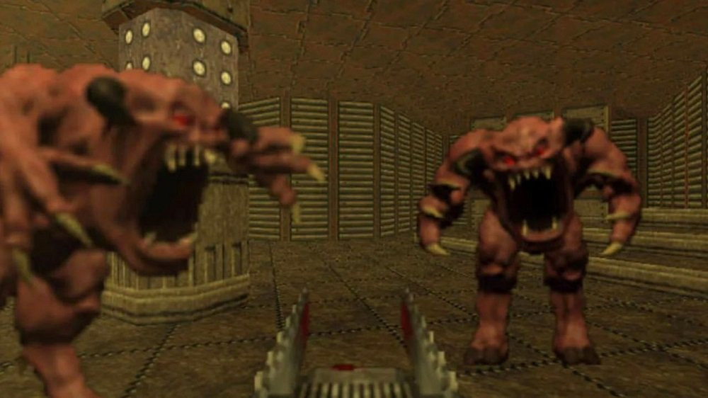 Doom 64 rated in Australia, while classic Doom ports are to receive new update screenshot