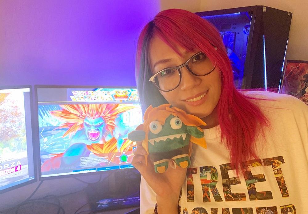 WWE star Asuka opens YouTube gaming channel 'KanaChan TV' screenshot