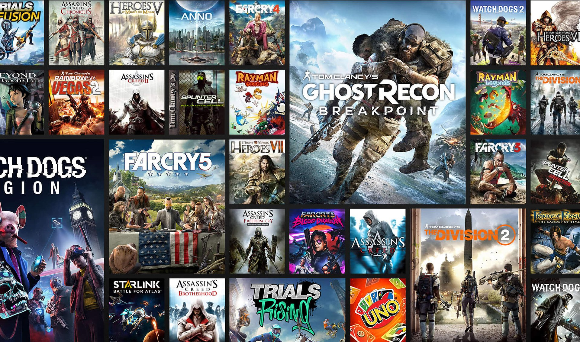 Ubisoft subscription service Uplay+ now underway with free trial