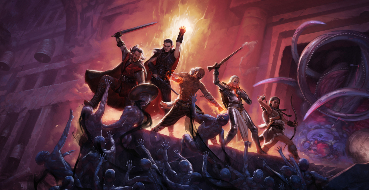 Humble knocked it out of the park with this RPG bundle screenshot