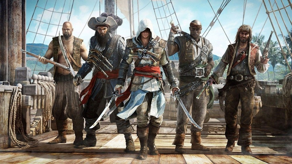 More Assassin's Creed titles could be headed to Nintendo Switch screenshot