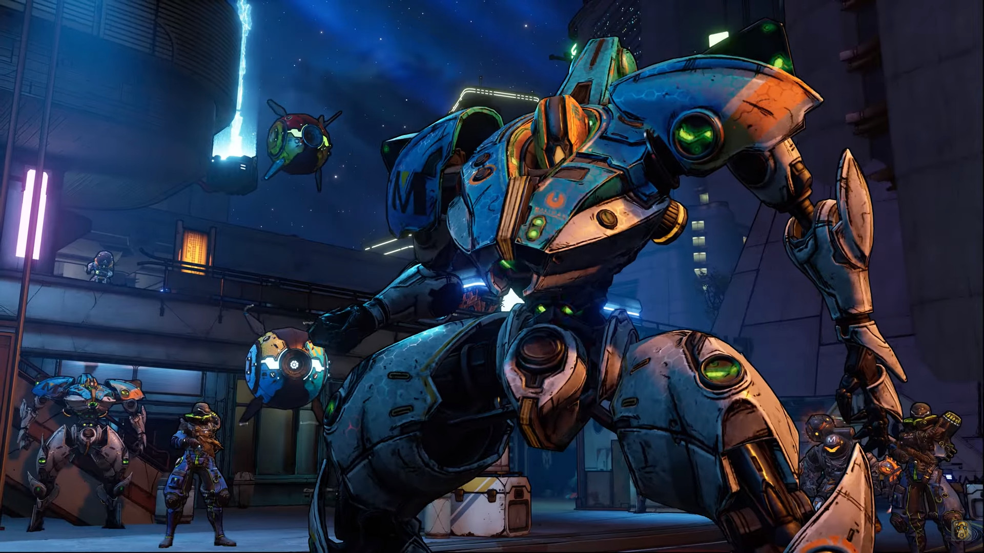 Borderlands 3 will support pre-loading on the Epic Games Store after all screenshot
