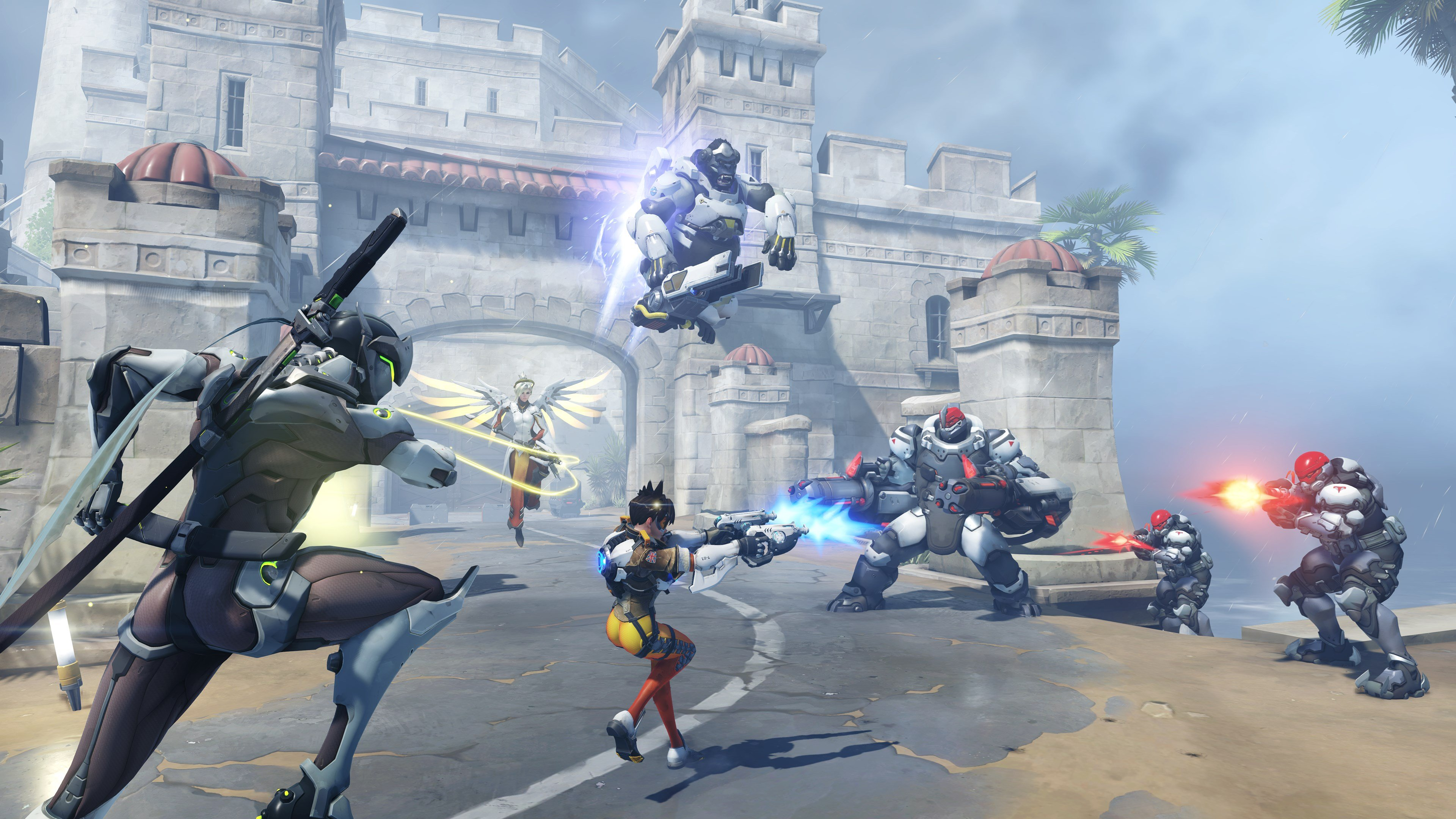Several leaks confirm Overwatch will be announced on Switch today, coming next month screenshot