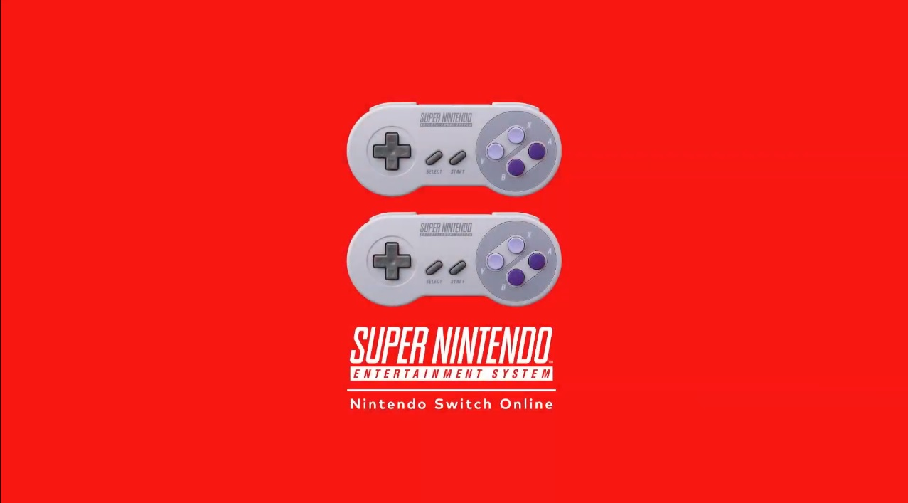SNES games are finally being added to Nintendo Switch Online