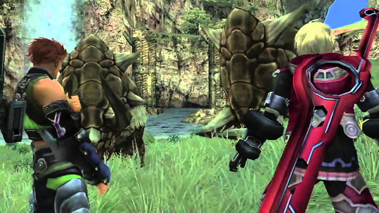 Xenoblade Chronicles is being remastered for Switch