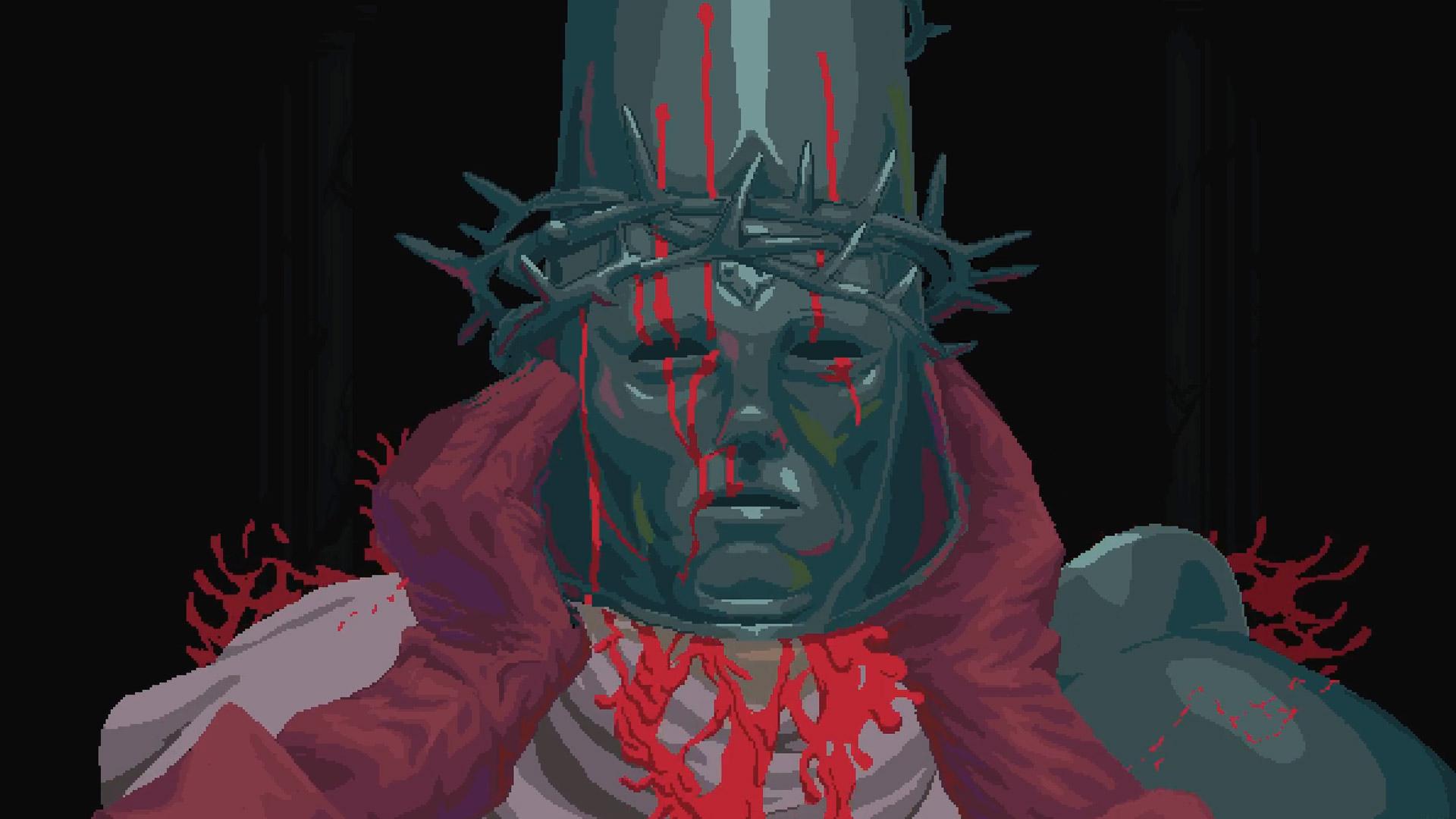 Resultado de imagem para blasphemous