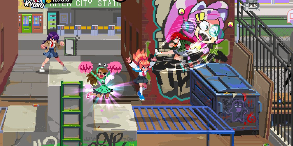 WayForward is already in talks with Arc about more River City collaborations screenshot