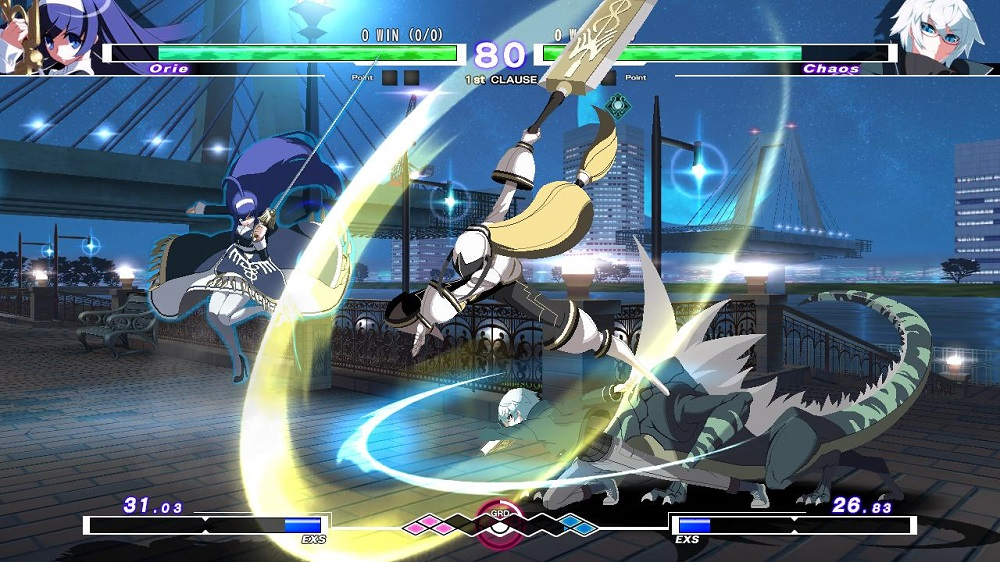 Under Night In-Birth Exe: Late[cl-r] confirmed for PS4 and