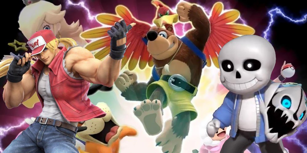 Super Smash Bros. has become 'Video Games: The Video Game' screenshot