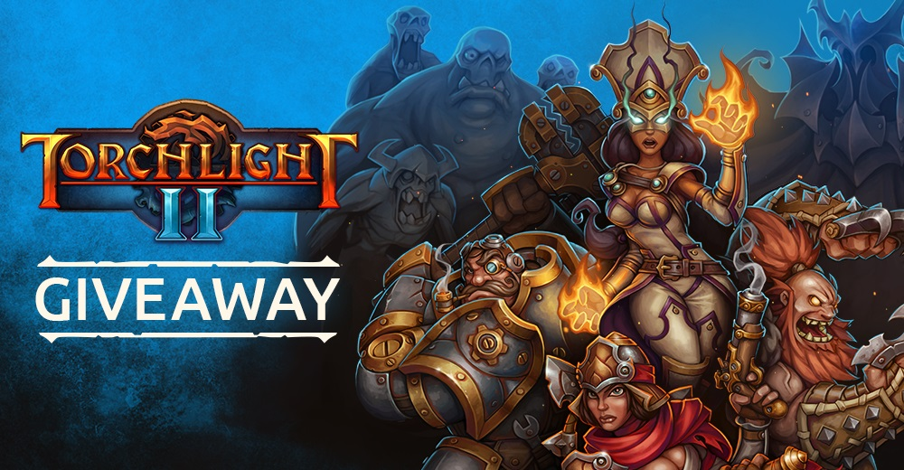 Contest: Torchlight II is out now for Switch, so come win a copy from Dtoid screenshot