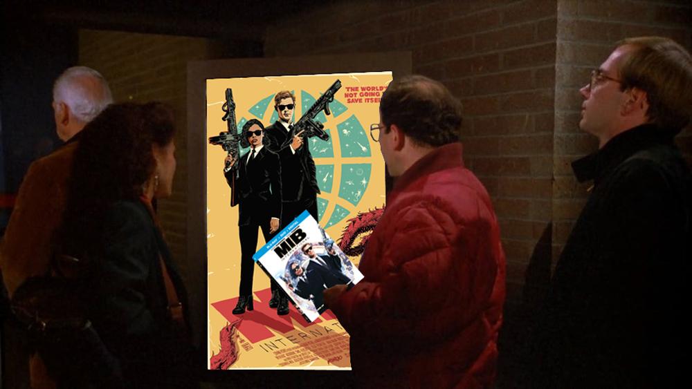Contest: Win Men in Black: International on Blu-ray and sweet Mondo poster screenshot