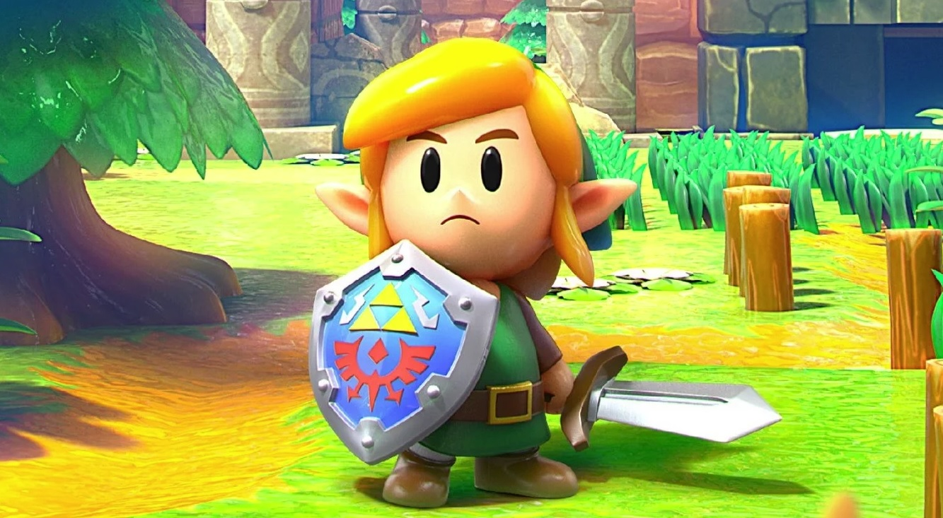 Review: The Legend of Zelda: Link's Awakening (Switch) screenshot
