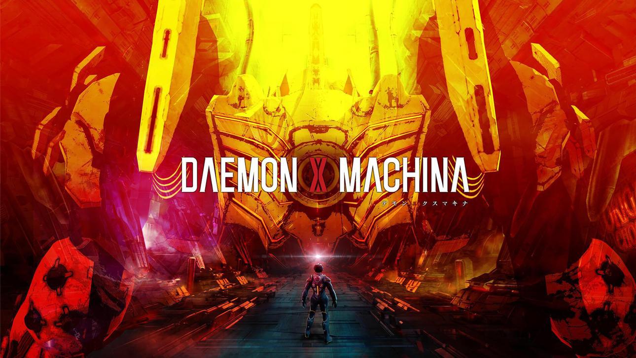 Review: Daemon X Machina screenshot
