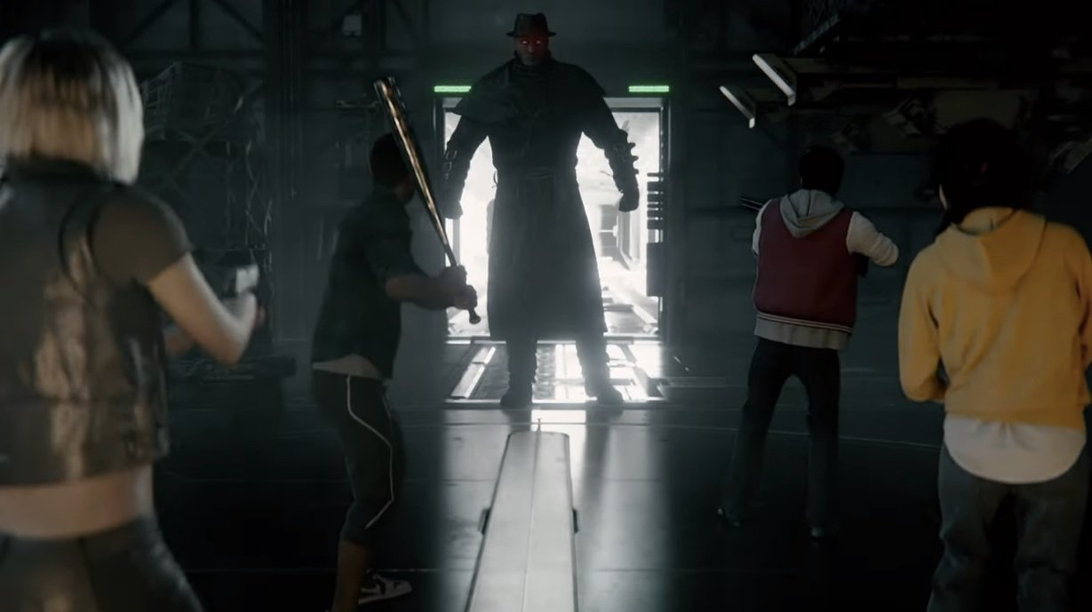 Mr. X will be appearing in Capcom's next Resident Evil game, 'Project Resistance' screenshot