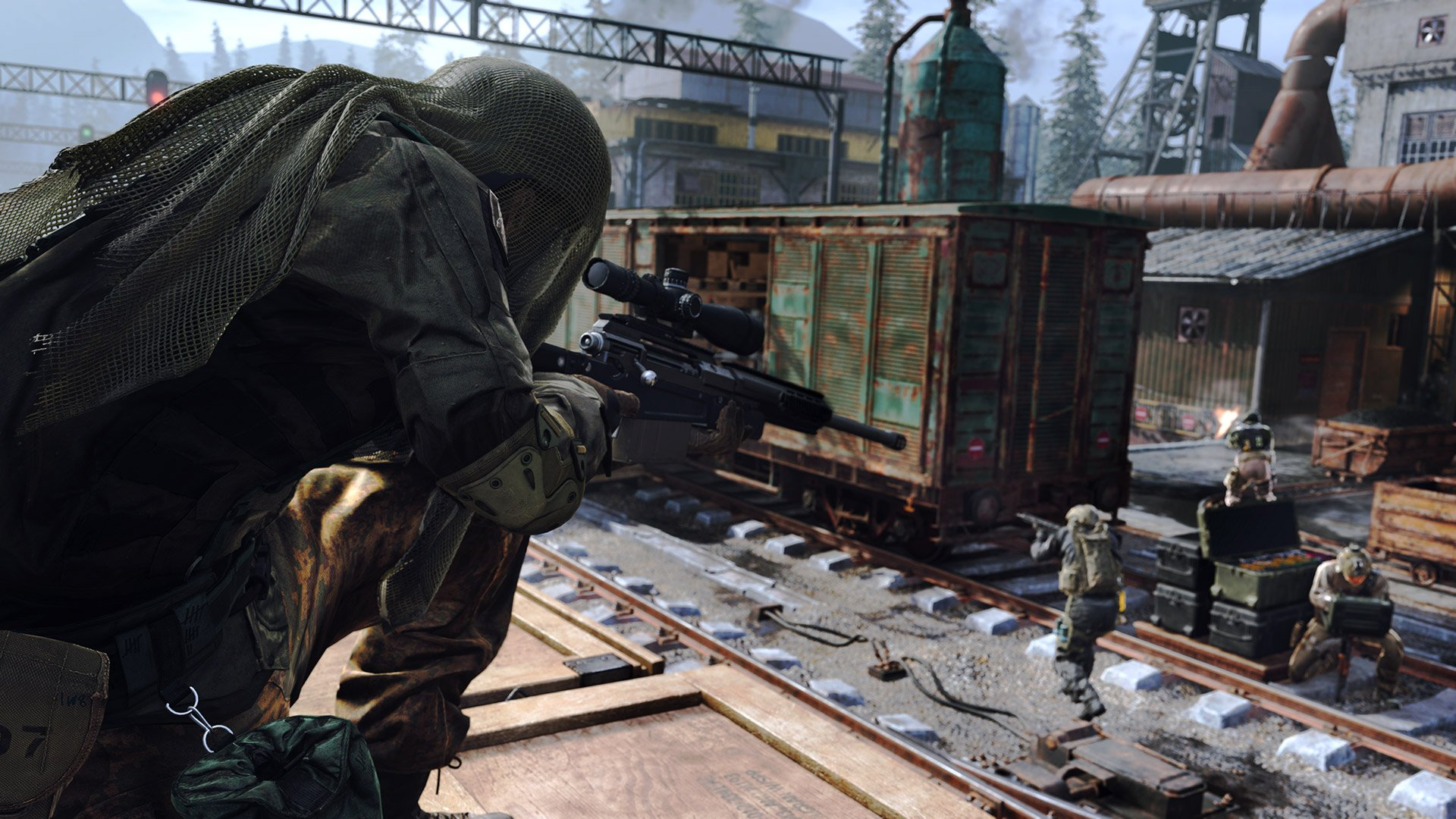 The Full Call Of Duty Modern Warfare Beta Schedule For Ps4 Xbox