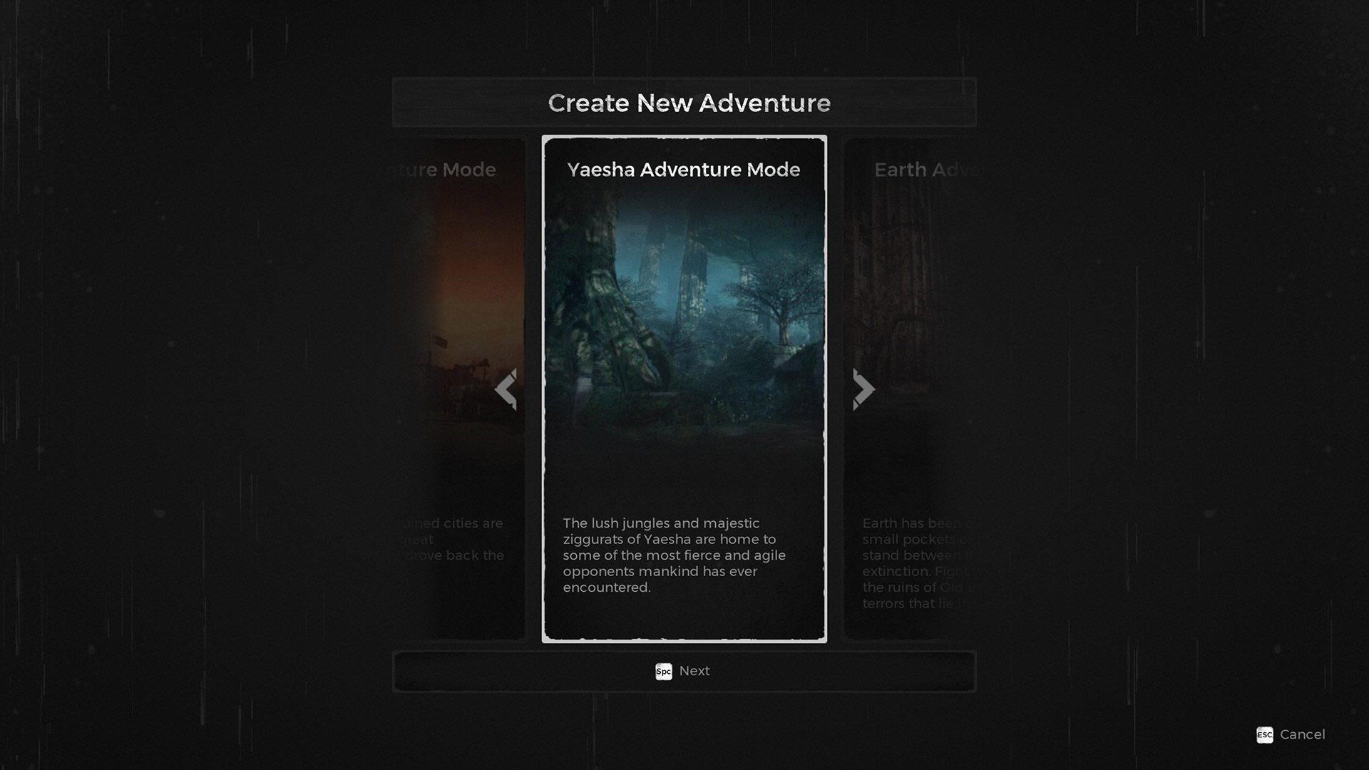 Adventure Mode in Remnant: From the Ashes