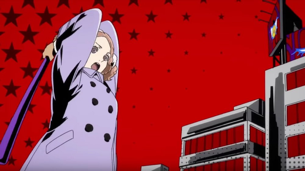 Check out Persona 5 Royal's slick opening movie right here screenshot