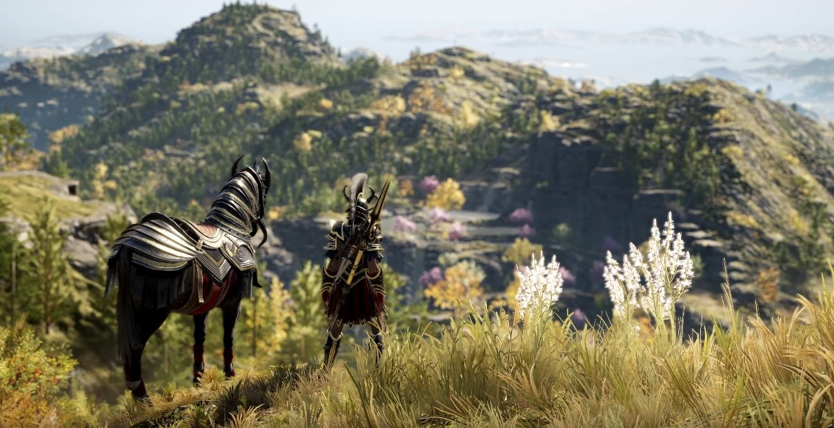Assassin's Creed Odyssey's DLC watch has nearly ended screenshot