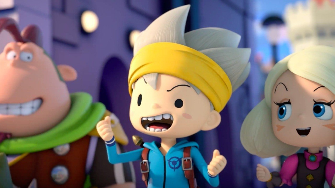 It looks like Snack World might finally be coming west, though we've been saying this for a while