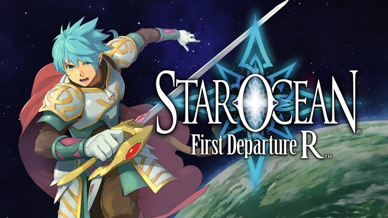 Star Ocean: First Departure R gets new trailer, release date screenshot