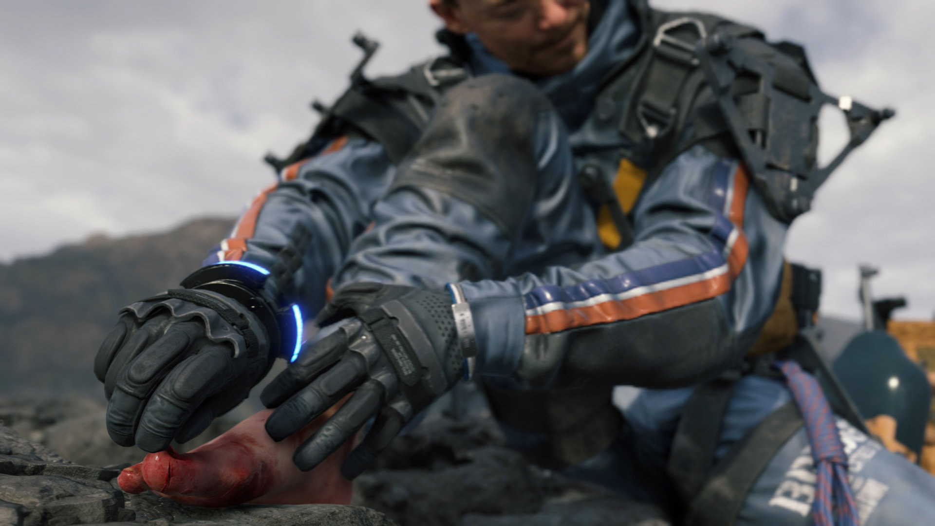 We'll see over an hour of Death Stranding at Tokyo Game Show screenshot