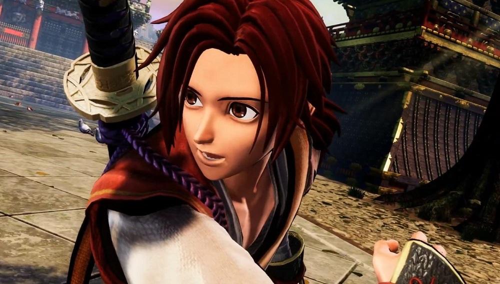 Samurai Shodown welcomes free DLC fighter Shizumaru Hisame next week screenshot
