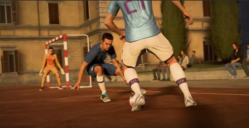 FIFA 20 demo lets you check out fun-looking Volta Football mode screenshot