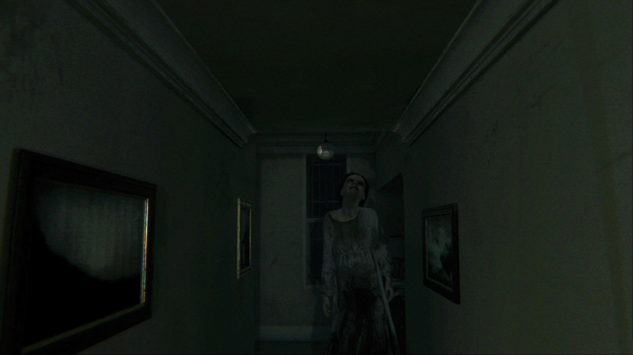 In P.T., the creature was behind you the whole time thanks to a clever design decision screenshot
