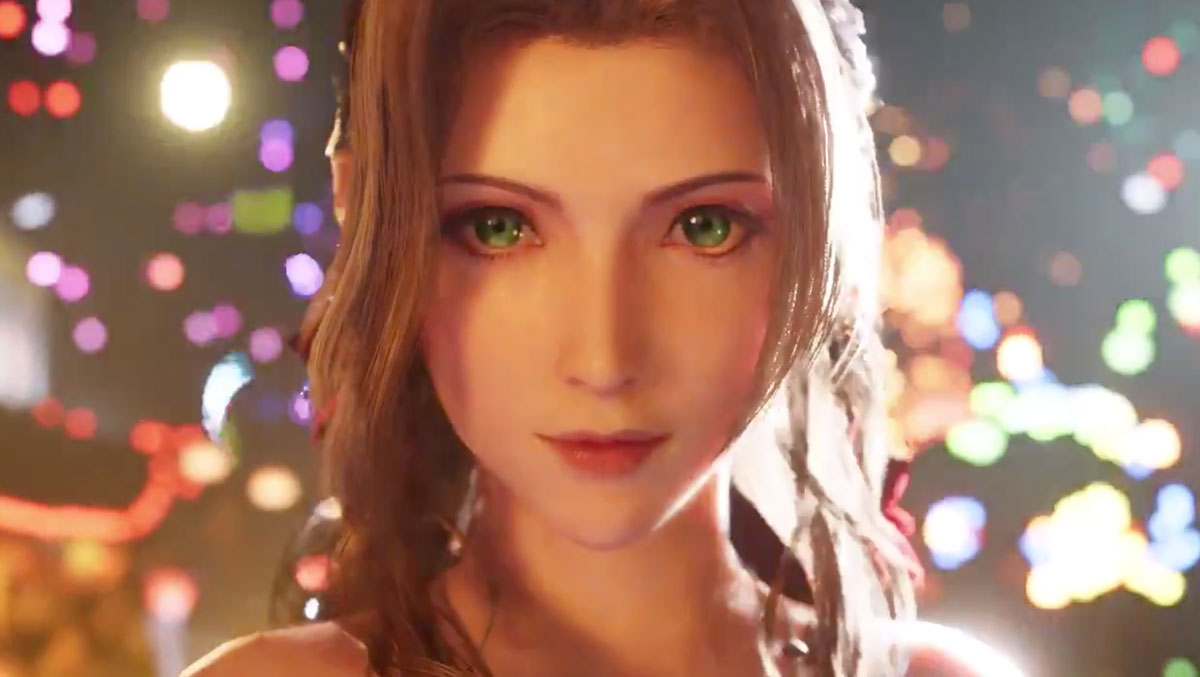 Everything is gorgeous in the latest Final Fantasy VII Remake trailer screenshot