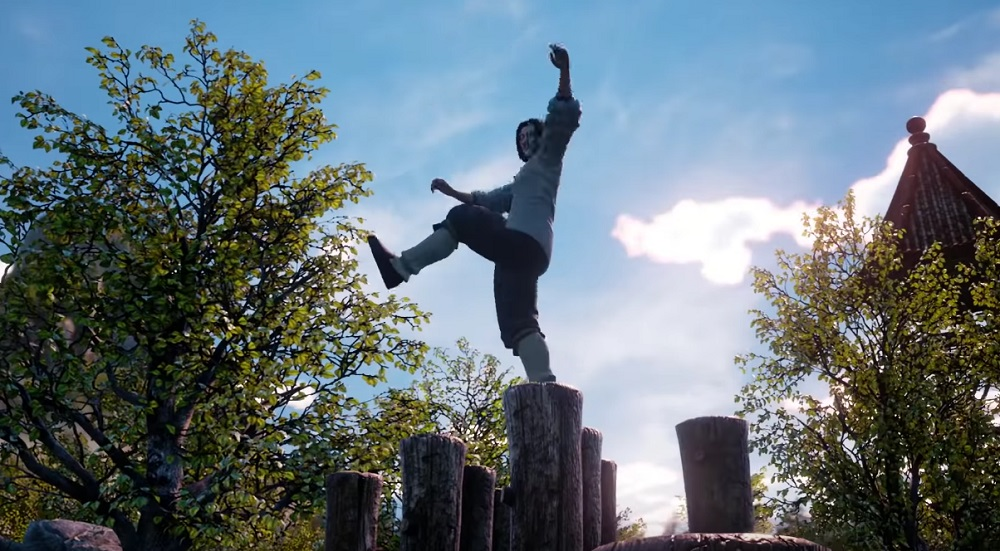 Shenmue III TGS trailer embraces the spirit of the land screenshot