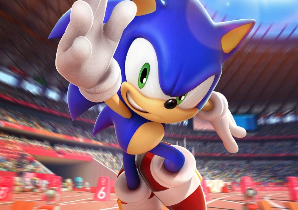 Sega releases trailer for Sonic the Hedgehog's second Tokyo Olympic Games outing screenshot