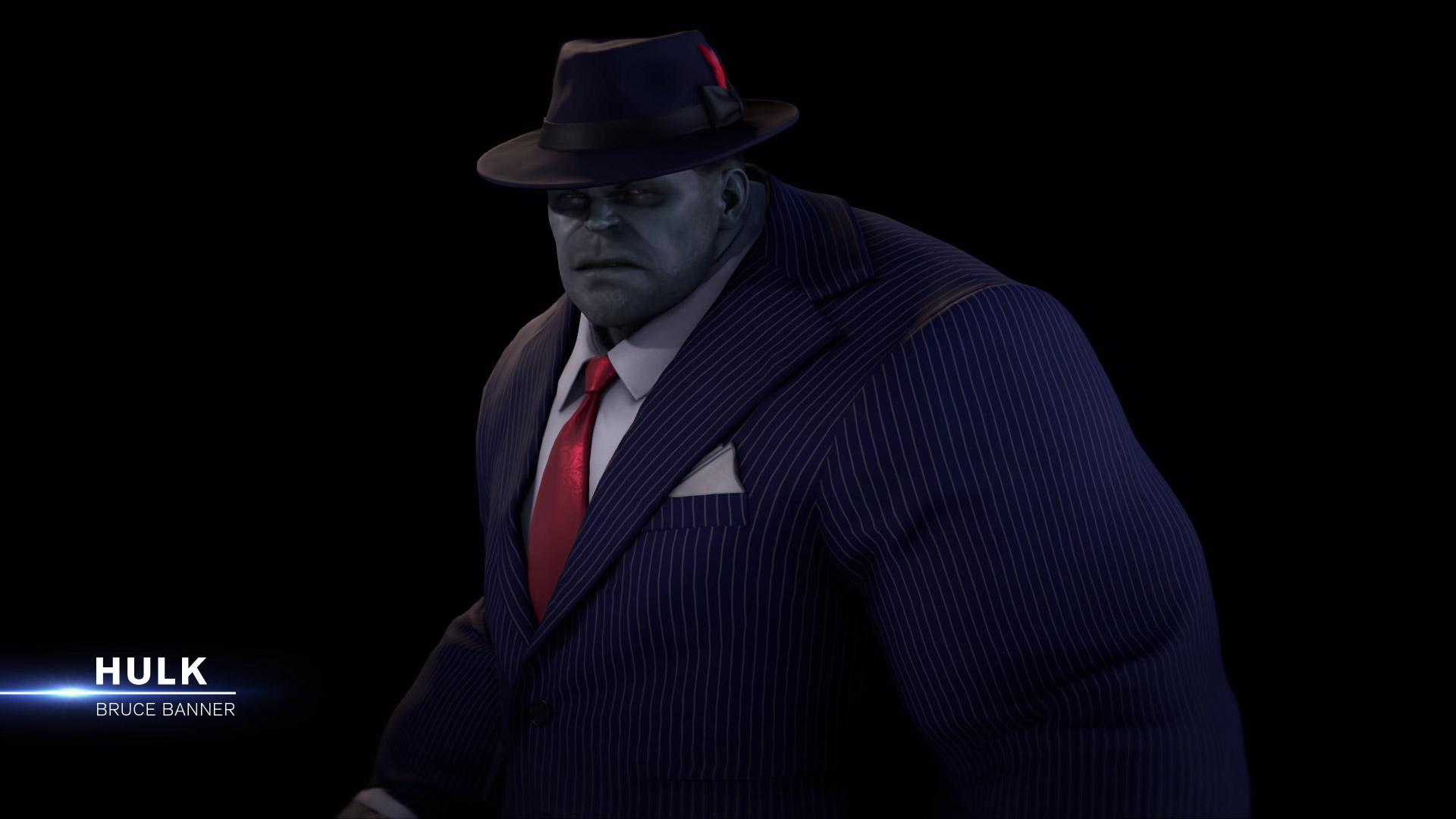 Oh hey, Grey Hulk is in Marvel's Avengers screenshot
