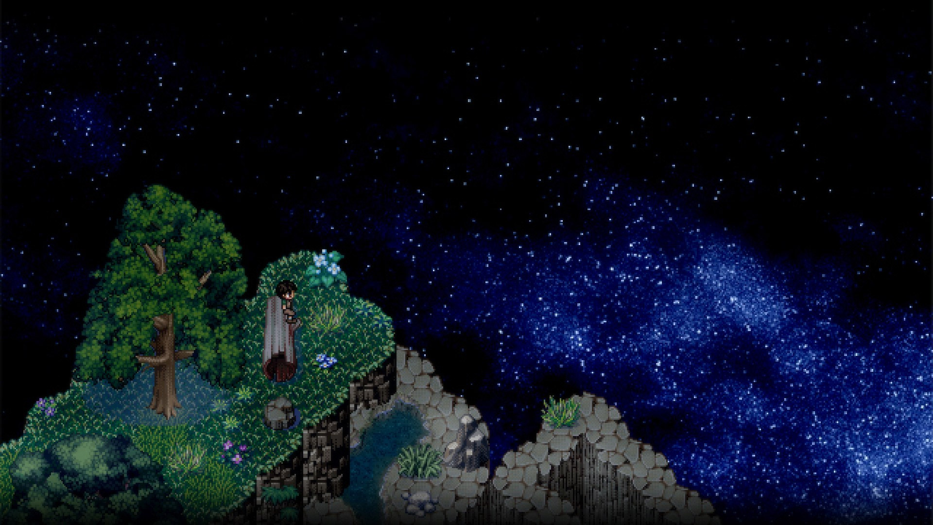 Tear-jerking adventure To the Moon releasing for Switch in January 2020 screenshot