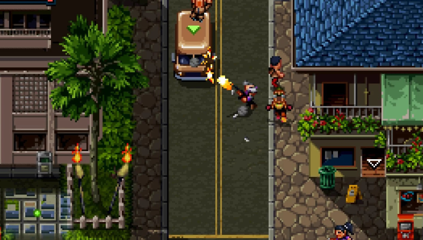 Shakedown: Hawaii is finally coming to 3DS soon, will likely be one of its last high profile games screenshot