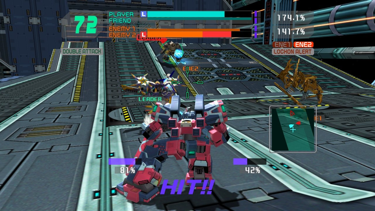 The dream is alive: the Virtual-On triple-pack is coming to PS4 this year