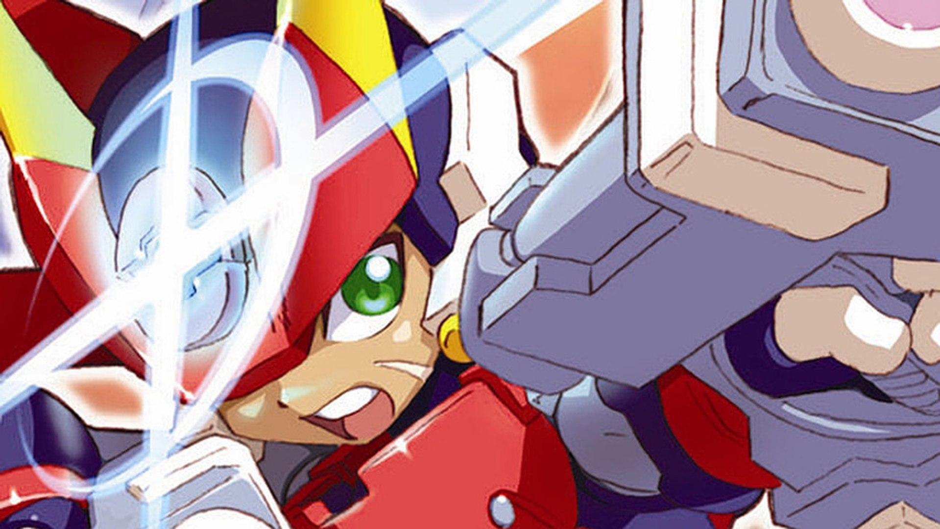 Capcom confirms no extra downloads for Mega Man Zero/ZX Legacy Collection screenshot