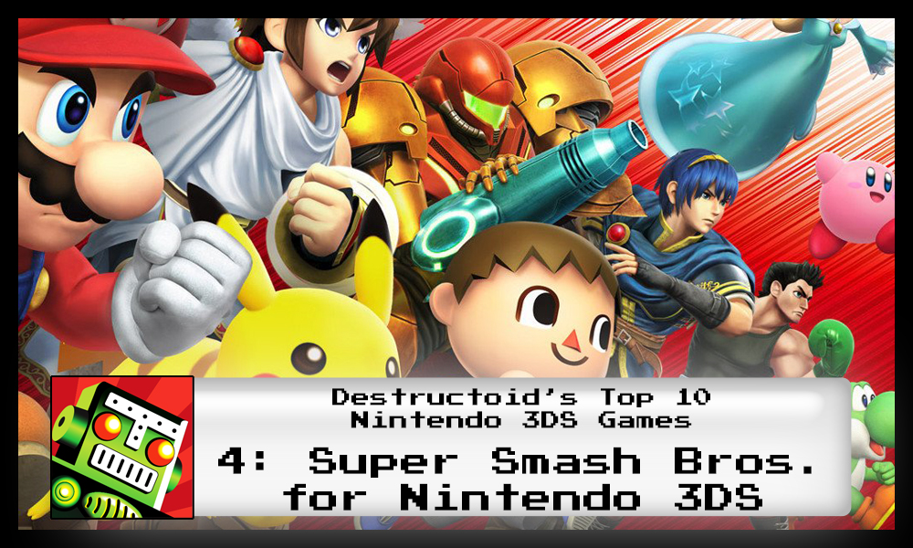 Top 3ds Games 2020.Destructoid S Top 10 Nintendo 3ds Games Part 2
